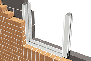 Insulated Cavity Closers Amp Window Former Window Cavity